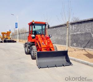 918A Chinese Wheel Loader for Sale 1000Kg
