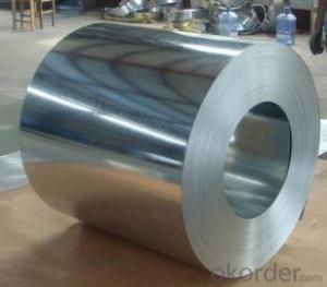 Hot-Dip Galvanized Steel Coil with High Quality from China