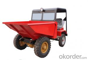 New style micro dumper made in china with top quality
