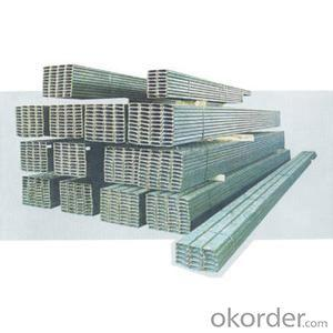 C Shaped Steel Material with Good Quality