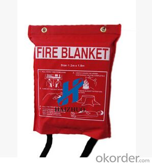 Fire Blanket Fiberglass material Urgency Use