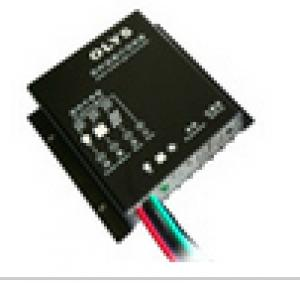 Solar street light controller with two time setting+PWM