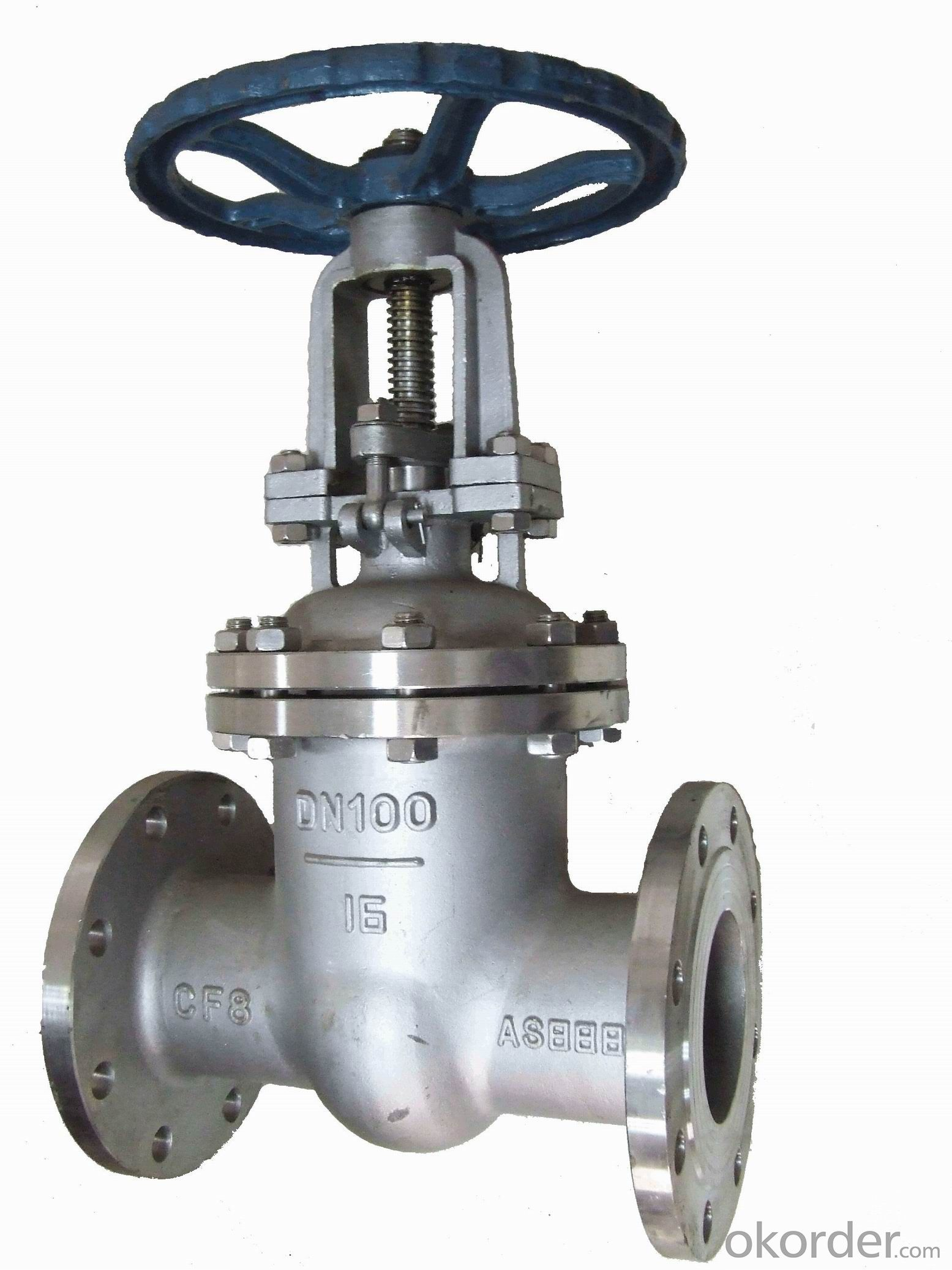Gate Valve Non-rising Stem with Best Price and High Quality