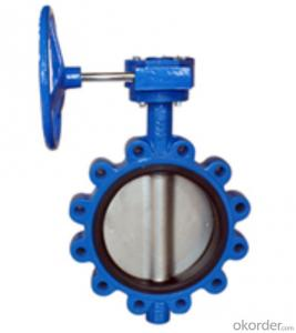 Butterfly Valves with Pneumatic Actuator