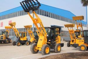 ZL910 with CE wheel loader for sale 1ton chinese mini