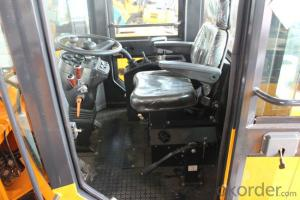 2 ton Wheel loader zl932 with Cummins engine / A/C , joystick for sale