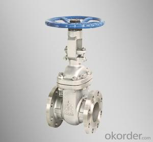 Industry Valve with Competitive Price from 50year Old Valve Manufacturer