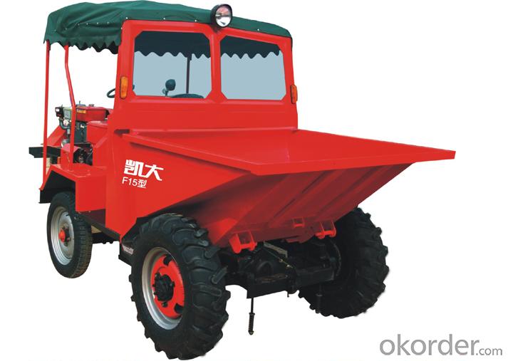 1.8t F18 hydraulic small mini dumper for sale low price