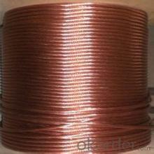 CCS,  Copper Clad Steel Wire / Aluminum Conductor