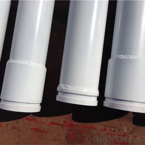 3M Seamless Delivery Pipe for Concrete Pump Thickness 4.2mm