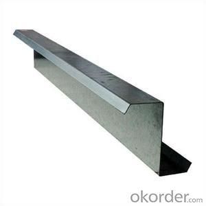 Z Shaped Steel with Cutomized Specifications