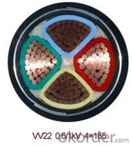 4*185mm2 Power Cable Steel Tape Armoured