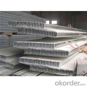 Galvanized Z shape steel  with Cutomized Specifications