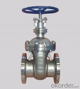 Valve with Competitive Price from 50year Old Valve Manufacturer
