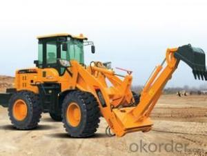 CE Approved ZL06(CTX910) 0.6 ton Small Mini Wheel Loader
