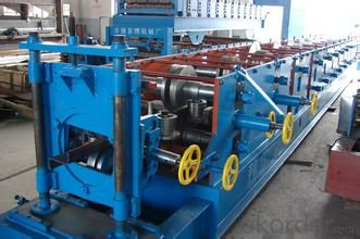 Z Shaped Profile Cold Roll Forming Machines