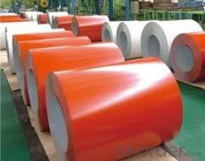 Prepainted Galvanized Rolled Steel Coil SGCC