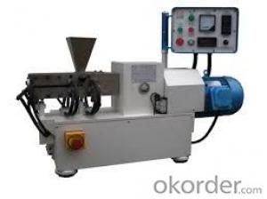Single Screw Extruder Machine For Pipe Extrusion