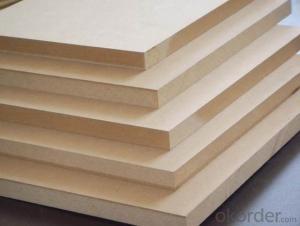 mdf wood factory,stardard size mdf board