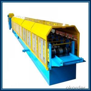 Rain Down Pipe Cold Roll Forming Machines