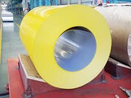 Prepainted Galvanized Rolled Steel Coil Sheet in China