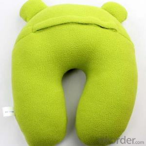 U Shape Travel Pillow with Animal Style