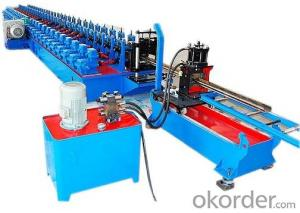 Metal Door Frame Cold Roll Forming Machines
