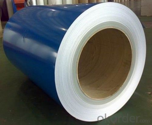 PPGI for Roofing Sheet/Al-Zn Galvanized Steel Coil/PPGI in China