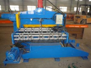 Glazed Tile Cold Roll Forming Machines