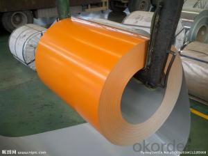 Roofing Sheet / Prepainted Galvanized Steel Coil with Zinc Coating