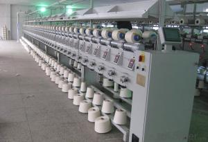 Tight Cone Bobbin Winder Machinery for Yarn