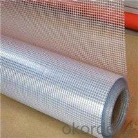 Fiberglass Mesh Used on Reinforcing Floor