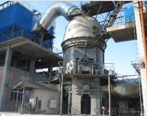 MLK, MLN Vertical Roller Mill used in cement plant