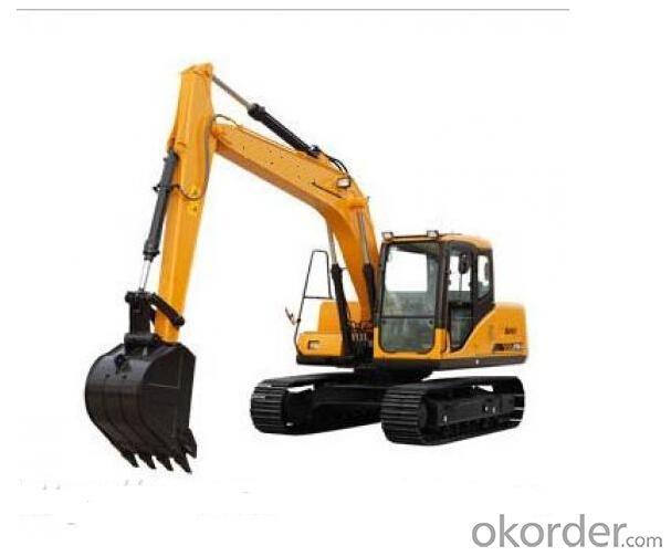 Crawler Excavator engine track shoe width 400mm CUMMINS engine