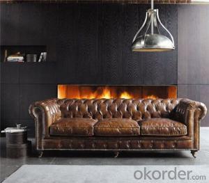 Chesterfield Sofa Set  for Living Room Model 830