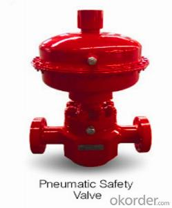 Pneumatic Safety Valve with API 6A Standard