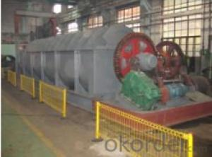 magnetic drum separator as seperation equipment