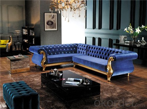 Chesterfield Sofa Set  for Saloon Model 837