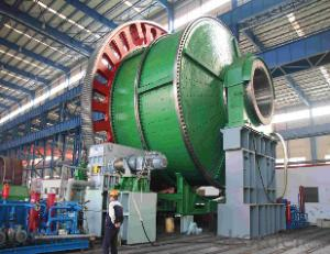 Ball mill, autogenous mill, semi-autogenous mill