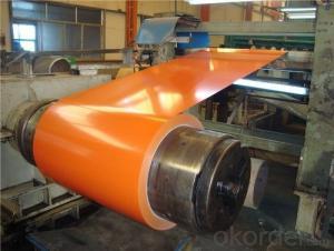Pre-painted Aluzinc Steel Coils/ Color Steel Coils in Sheet /PPGI