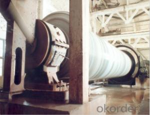 Tube mill used in cement plant, and power and metallurgy plant