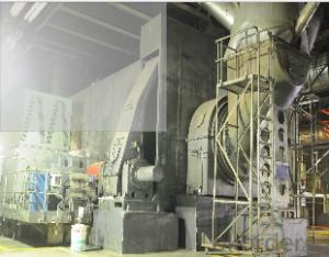 MTZ steel ball coal mill used on power and cement  and metallurgy plant
