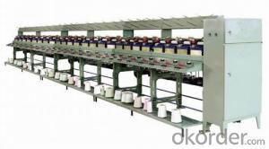 Large Package Yarn Bobbin Winding Machine