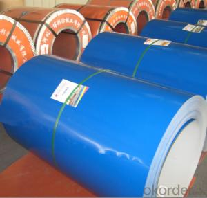 PPGI Color Coated Sheet/Color Coated Steel Coil/Cold Rolled/PE