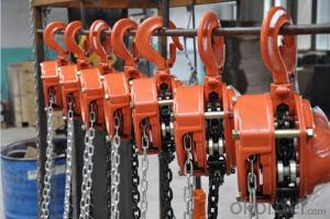 10t heavy duty Explosion-Proof Chain block