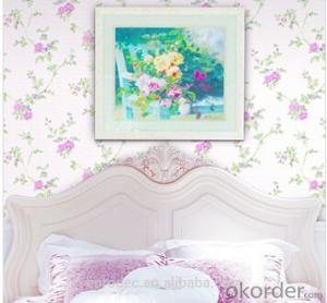 3d Mural Wallpaper for Buliding Material