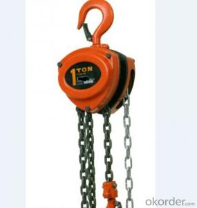 2t Explosion-Proof manual pulley Chain Hoist