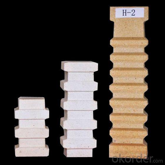 Anchor Bricks for Hot Blast Furnace