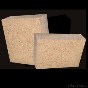 High Alumina Bricks for induction furnaces
