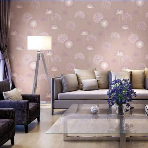Non-woven Wallpaper 2015 Warm and Comfortable Environment Designs for Home Decoration